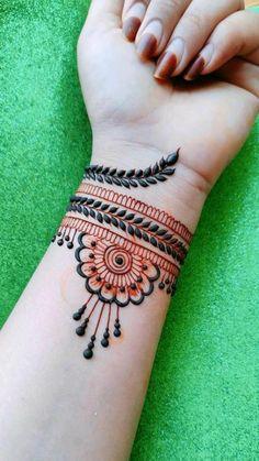 Arabic Bridal Mehndi Designs, Rajasthani Mehndi Designs, Mehndi Designs For Kids, Rose Mehndi Designs, Henna Tattoo Designs Simple, Mehndi Designs 2018, Mehndi Designs For Beginners, Mehndi Design Photos, Unique Mehndi Designs