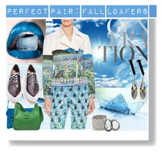 """""""Perfect Pair: Fall Loafers"""" by yours-styling-best-friend ❤ liked on Polyvore featuring moda, MANIAMANIA, David Yurman, Konstantino, David King & Co., Hermès, Moritz Glik, Stephen Webster, Alexis Bittar i Nak Armstrong"""