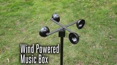 Picture of Wind Powered Music Box