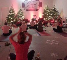 Holiday Karma Yoga sponsored by Titika Activewear