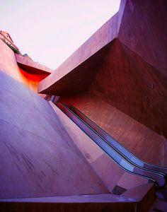 La Granja Escalator on Behance