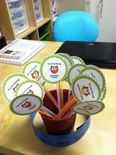 Little gifts to give students on Back to School Night