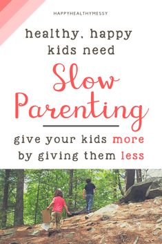 development & mental health experts agree - our kids need to slow down. - Child development & mental health experts agree – our kids need to slow down. Find out why, & how -Child development & mental health experts. Gentle Parenting, Parenting Advice, Parenting Classes, Parenting Styles, Parenting Memes, Mindful Parenting, Psych, Les Experts, Mental Health Problems