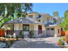 Gorgeous, brand new home on a tree-lined street. Right across from beautiful Ramos Park. High-end designer touches. Light, fresh and airy with many windows. Excellent floor plan. Palo Alto, CA Coldwell Banker Residential Brokerage
