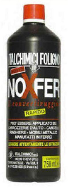 convertiruggine elimina ruggine blocca ruggine noxfer ml. 750
