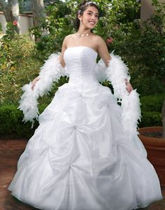 Quinceanera Dresses, Quinceanera Gowns - White Dresses - Mis Quince Mag