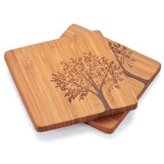 Bambu coasters! So cool!