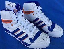 79c82f43fa new Adidas Attitude HI NY Knicks Retro Ewing Basketball Shoes Men& 10