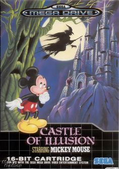 Castle of Illusion (Mega Drive)