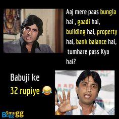Tumhare pass kya hai ?😂😂🤣🤣#funny #comedy #jokes