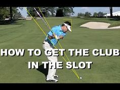 How To Get The Golf Club In The Slot - YouTube