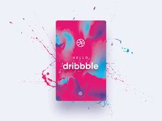 Hello Dribbble! by appcom