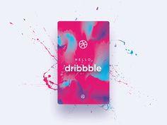 Hello Dribbble! by appcom