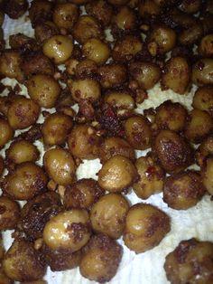 Roasted/seasoned chickpeas