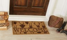 Shop Mud Pie - OneCoast - Wholesale Gifts and Home Products Fall Home Decor, Autumn Home, White Dogs, Mud Pie, Apartment Living, Tablescapes, Great Gifts, Sweet Home, Doormat
