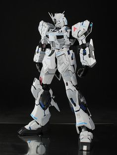 Custom Build: MG 1/100 nu Gundam Ver. Ka - Gundam Kits Collection News and Reviews