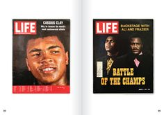 Muhammad Ali - Life Covers