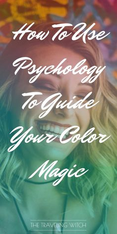 candle color meanings How To Use Psychology To Guide Your Color Magic The Traveling Witch How To Use Psychology To Guide Your Color Magic The Traveling Witc Intro To Psychology, Psychology Facts, Health Psychology, Spiritual Enlightenment, Spirituality, Color Symbolism, Developmental Psychology, Behavioral Psychology, Educational Psychology