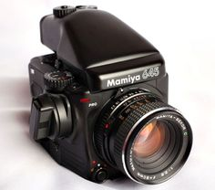 Twelve Film Cameras Worth Buying Right Now. Launched in 1992, the Mamiya 645 Pro has a lot going for it. The camera is well-built, dependable, easy to use, flexible--and those are only a few of the reasons the Mamiya 645 is a good choice if you're looking for a used medium format camera. Interchangeable backs let you go from 120 to 220 to 135, even mid-roll. With its reasonable pricing, a 645 Pro is still a popular choice among professional photographers.