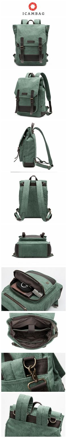 Canvas bag and backpack TB382A-2