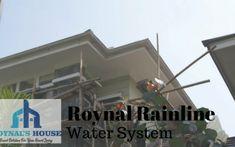 Home - Roynal Rainline - Gutter System - Jabodetabek Sukabumi, Water Systems, Powder Coating, Metal, House, Moonlight, Home, Haus, Metals