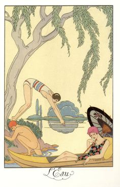 This is one of my favorites of Georges Barbier