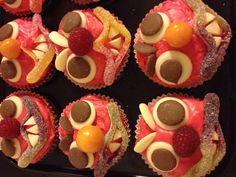 Little monsters! for Comic Relief bake off