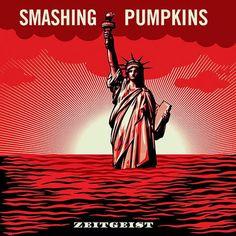 Smashing Pumpkins: Zeitgeist by Shepard Fairey