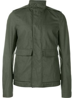 RICK OWENS Army Jacket. #rickowens #cloth #jacket