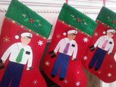 Elder Christmas Stocking by ldschristmastocking on Etsy