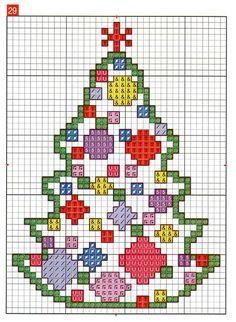 Cross Stitch *♥* Christmas Tree