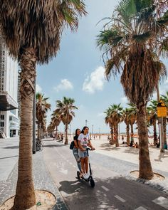 Top 10 things to do in Tel Aviv as a local from the best beach spots, to the best hummus joints and where to explore all the best spots in the city. Beach Aesthetic, Travel Aesthetic, Tel Aviv Beach, Places To Travel, Places To Visit, Tel Aviv Israel, Best Beaches To Visit, Israel Travel, Best Cities