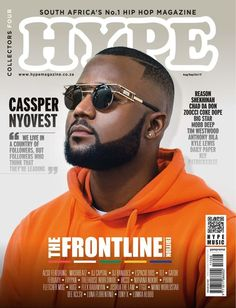 Magazine Covers we photographed for Hype Magazine Tim Westwood, Mobb Deep, Daily Papers, Big Star, South Africa, Rapper, Hip Hop, Guys, Hiphop