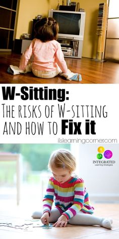 Primitive Reflexes: The Answer Behind W-Sitting and How to Fix it | ilslearningcorner...