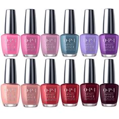 OPI Infinite Shine Fall 2018 Peru Collection Set Of Polish-Universal Nail Supplies Opi Nail Polish Colors, Fall Nail Polish, Manicure Colors, Uv Gel Nail Polish, Fall Nail Colors, Opi Nails, Nail Polish Sets, Jamberry Nails, Wedding Nails Design