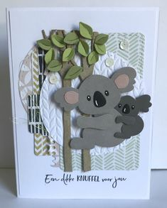 Baby Mobile Felt, Marianne Design Cards, Dyi, Die Cut Cards, Cute Cards, Stencils, Applique, Stamp, Crafty