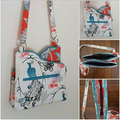 Another Zip-to-it!! Just a couple more days until I release the sewing pattern! #cloudsplitterbags #ziptoit #sewingpatterns #sewing