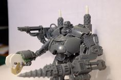 Genestealer Cult Armoured Sentinel conversion - Magitek Armour I MADE A THING! I've been horrible at blogging lately but I promise you I HAVE been making Hobby progress and sharing it on my hobby Instagram here:http://ift.tt/2fTX4oS as well as my hobby twitter:https://twitter.com/Mod_Synth Heck I even cross-post this stuff to Facebook Tumblr Flickr and Pinterest so really you can pick your poison. Anyway I haven't been sitting around on my hands and I mean to post more on the old bloggerino…