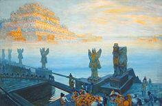 Frantisek Kupka Babylon