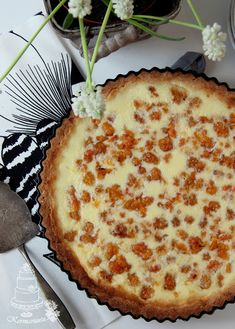 Sweet Pie, Pie Dessert, Desert Recipes, Yummy Cakes, Deli, Cheesecake, Deserts, Baking, Food