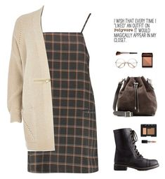 """""""""""Reality continues to ruin my life."""" -Bill Watterson, The Complete Calvin and Hobbes"""" by are-you-with-me ❤ liked on Polyvore featuring Boohoo, Proenza Schouler, Charlotte Russe, NARS Cosmetics, Clé de Peau Beauté, Urban Decay and MAC Cosmetics"""