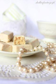 Cukierki ala białe Michałki - nie sposób się im oprzeć.