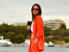 7 Street Style Inspired Ways to Wear a Suit ...