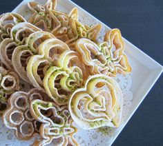 Recipes & Etc - Fae's Twist & Tango Iranian Desserts, Persian Desserts, Persian Recipes, Iranian Cuisine, Iranian Food, Iranian Dishes, Great Desserts, Dessert Recipes, Window Cookies
