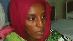 Meriam Ibrahim fears her baby is disabled after she 'gave birth chained'