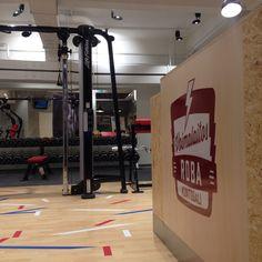 #Gym #kuntosali #workout #training #hammerstrength #voimalaitos #roba #helsinki #suomi #finland