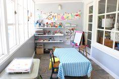TinkerSpaces: Art Pantry Studio Tour  | TinkerLab