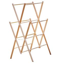 Amish Clothes Drying Rack - Medium Size  $115