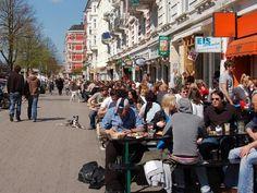 Schanzenviertel in HH :)