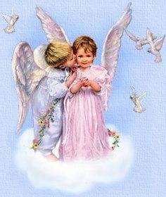Penny's Place In Cyberspace ~ Friends Are Like Angels ~